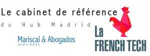Logo Mariscal Abogados - La French Tech