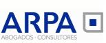 Logotipo despacho de abogados en Pamplona, Arpa Abogados Consultores
