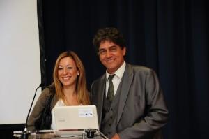 Marina Bugallal y Hans Jonkhout