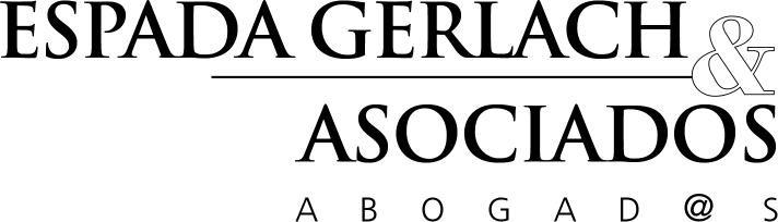 Logotipo despacho de abogados en Barcelona Espada Gerlach Abogados