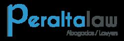 Logotipo despacho de abogados en Almería Peraltalaw Abogados Lawyers