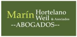 Logotipo despacho de abogados en Jaén Marín Hortelano Weil